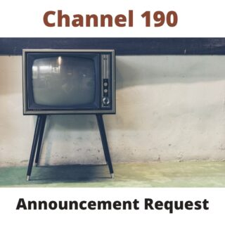 Channel 190 Request header