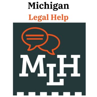 Michigan Legal Help header