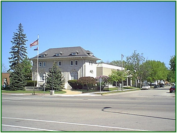 Ludington Public Library after 1972
