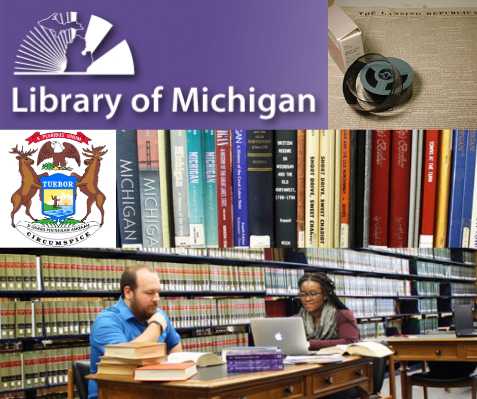 Library of Michigan image