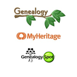 Genealogy header