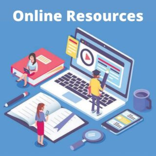 Online Resources header