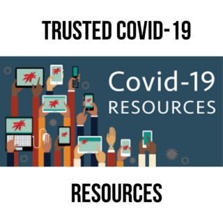 COVID Resources header
